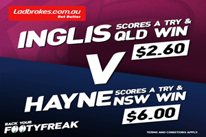 Ladbrokes State of Origin